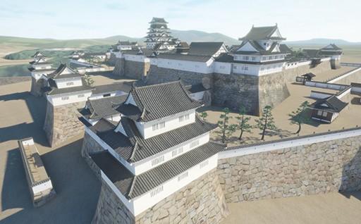よみがえらせよう,福山城の魅力!