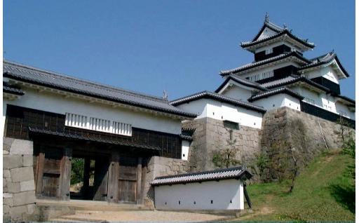 小峰城清水門復元プロジェクト