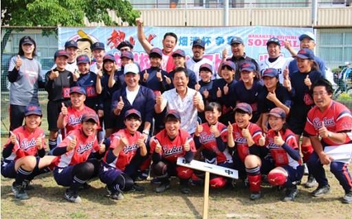 12 中畑清さんによる子どもたちのスポーツ応援に関する事業