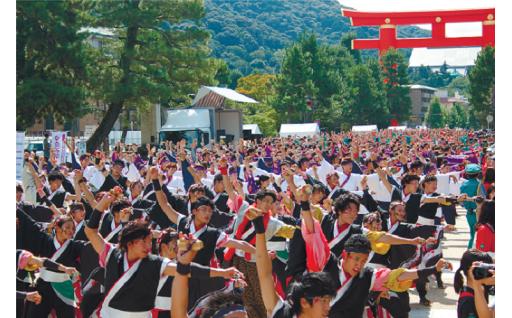 京都学生祭典をはじめとした学生さんの挑戦を応援