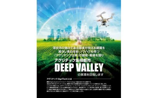 深谷ねぎのまちから日本の農業を変える3つのチャレンジ!