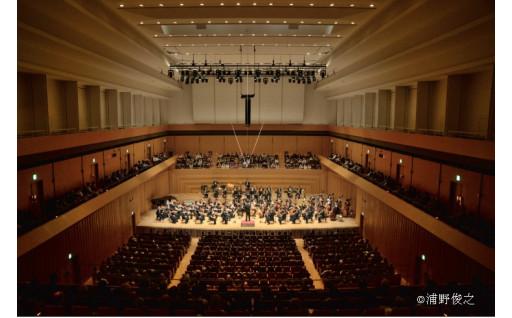 被災地で日本フィルのフルオーケストラコンサートを 開催するために