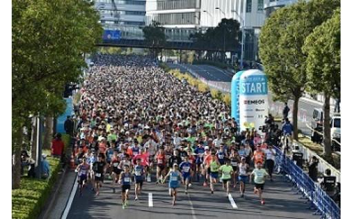 23.横浜マラソンを応援したい!(横浜マラソンの開催支援)