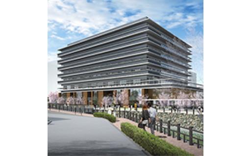 9.新庁舎建設事業