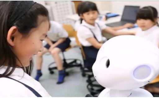 【子育て・教育】AIロボットによる教育環境づくりプロジェクト
