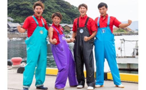 「魚を食卓に届ける。」長崎の漁師応援プロジェクト