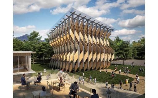 ふるさと真庭の木造建築の維持、研究又は振興のための事業