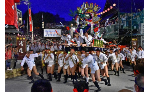 28 福岡が誇る伝統ある祭りと文化
