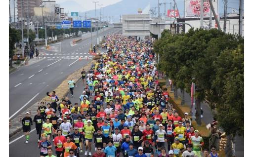 15.香川丸亀国際ハーフマラソン