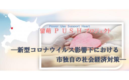 北海道留萌市ガバメントクラウドファンディング