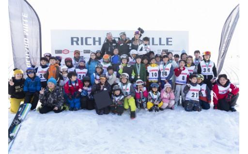 ⑦日本の未来を育むプロジェクト『竹内智香選手と協働!スノーボードキッズ育成事業』