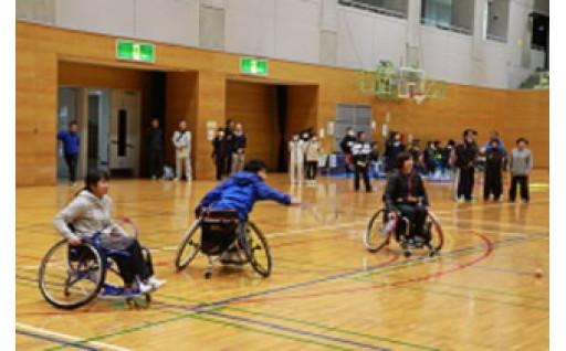 2.障害者(児)スポーツの推進