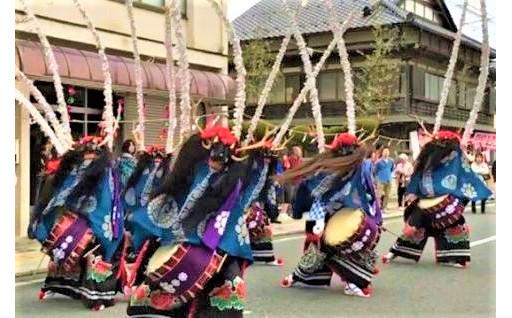 住民活動団体の支援に関すること(行山流山口派柿内沢鹿踊保存会)※こちらを選択された場合には、お礼の品送付対象外となります。