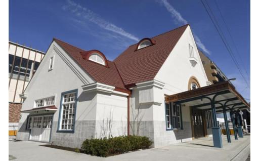 (2)旧国立駅舎のために