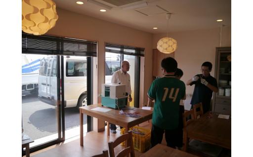 29-14【まち寄附】NPO法人廃電線リサイクルキャンプ