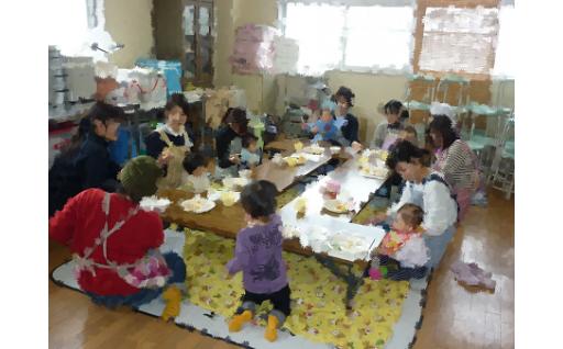 ④ 子育て・社会福祉活動の支援