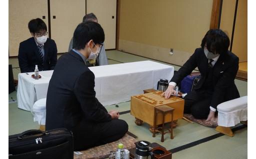 歴史文化のまち 将棋・囲碁の開催