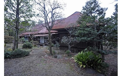 (1)旧本田家住宅の解体復元工事及び活用のために